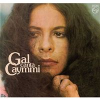 Gal Canta Caymmi - CD