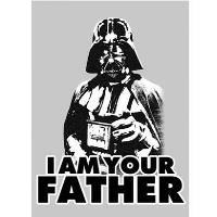 Star Wars - Magnético Darth Vader I Am Your Father