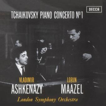 Tchaikovsky - Piano Concerto Nº.1 (LP)