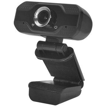 Webcam Innjoo Cam01 FHD - Preto