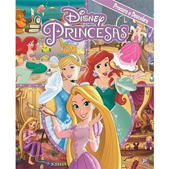 Princesas: Procura e Descobre