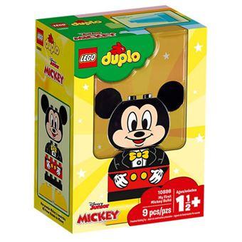 LEGO DUPLO Disney 10898 O Meu Primeiro Modelo do Mickey