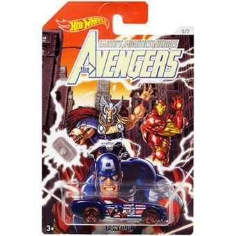 Hot Wheels Avengers 3 - Mattel - Envio Aleatório