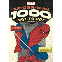 Marvel Spiderman : Unir Los 1000 Puntos