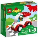LEGO DUPLO Creative Play 10860 O Meu Primeiro Carro de Corrida