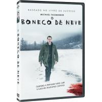 O Boneco de Neve - DVD