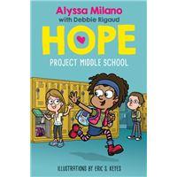 Project middle school (alyssa milan