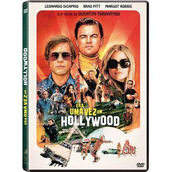 Era Uma Vez em... Hollywood - DVD
