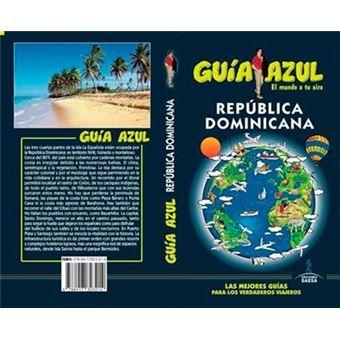 Republica dominicana-guia azul