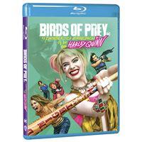 Birds of Prey: E a Fantabulástica Emancipação de uma Harley Quinn - Blu-ray