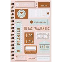 Caderno de Notas Viajantes Edicare