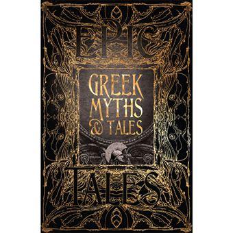 Epic Tales: Greek Myths & Tales