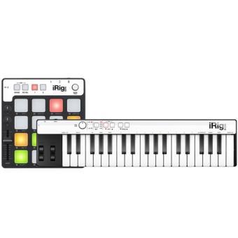 IK Multimedia Pack iRing Keys + iRing Pads
