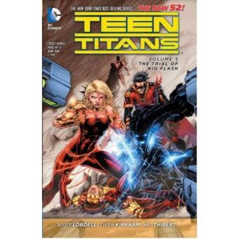 Teen titans vol5 the trial of kid f