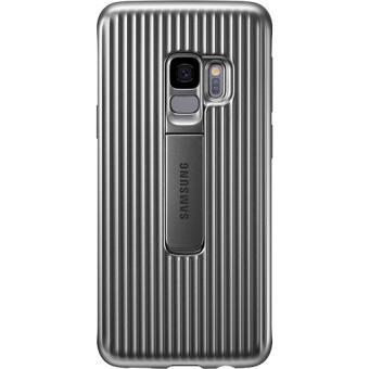 Capa Samsung Protective para Galaxy S9 - Prateado