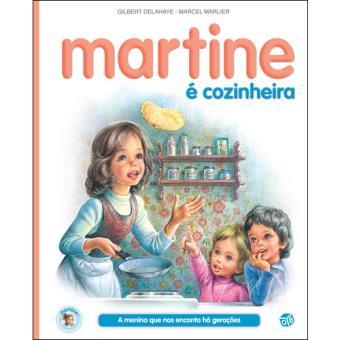 Martine é Cozinheira