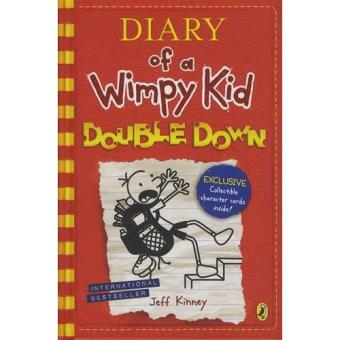 Diary of a Wimpy Kid - Book 11: Double Down