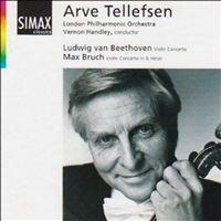 Beethoven & Bruch: Violin Concertos - CD