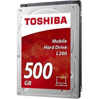 "Disco Interno HDD Toshiba  L200 2.5"" - 500GB"