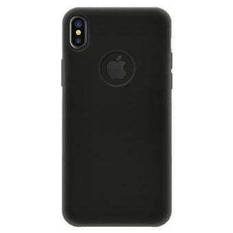 Capa 4-OK Silk para iPhone XS Max - Preta