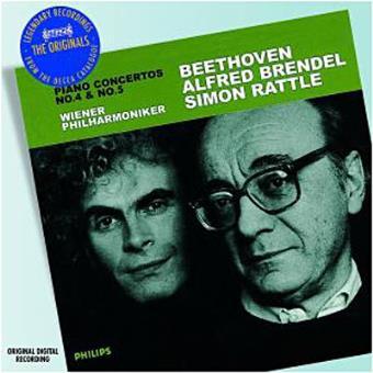 Beethoven | Piano Concertos Nos. 4 & 5