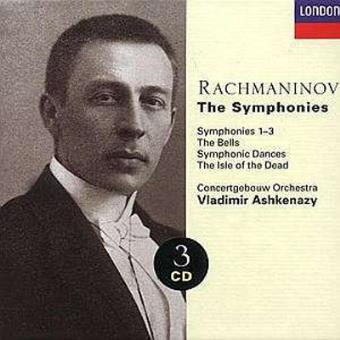 Rachmaninov | The Symphonies (3CD)