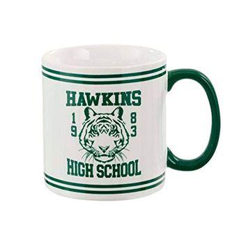 Caneca Stranger Things: Hawkins High School