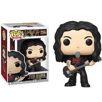 Funko Pop! Slayer: Tom Araya - 156
