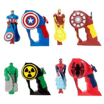 Flying Heroes - Avengers   Spider-Man (Sortido)