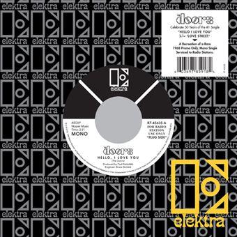 Hello, I Love You - LP 7''