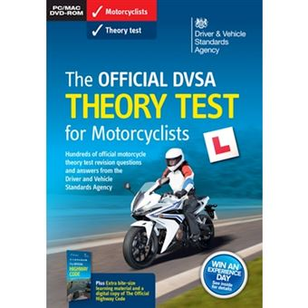 Official dvsa theory test for motor