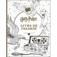 Harry Potter: Livro de Colorir