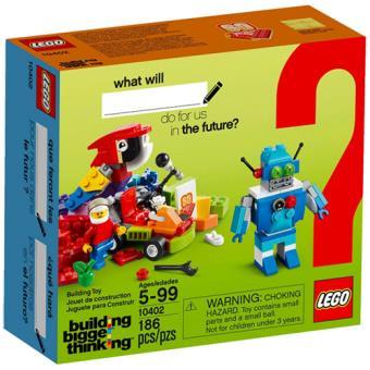 LEGO Classic 10402 Futuro Divertido