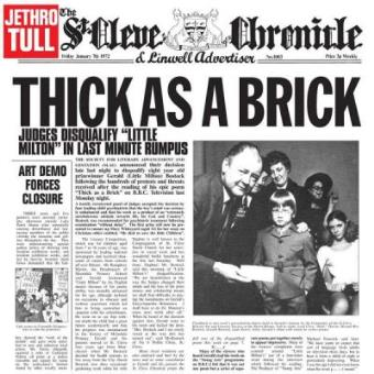 Thick As A Brick (180g) (Limited Edition) (Steven Wilson Mix)