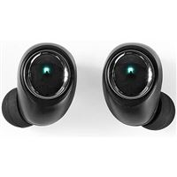 Auriculares Bluetooth True Wireless Nedis HPBT5051BK - Preto