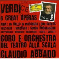 Verdi | Six Great Operas (14CD)