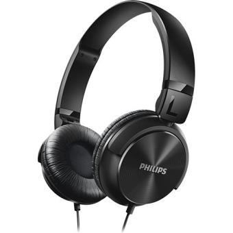 Auscultadores Philips SH3060 - Preto