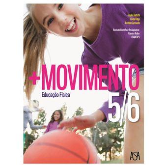 Mais Movimento Educação Física  5º/6º Anos - Manual do Aluno