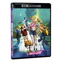 Birds of Prey: E a Fantabulástica Emancipação de uma Harley Quinn - 4K Ultra HD + Blu-ray