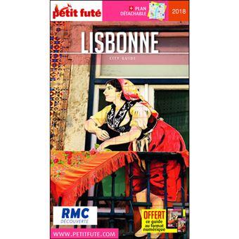 Guide de Voyage Petit Futé - Lisbonne 2018