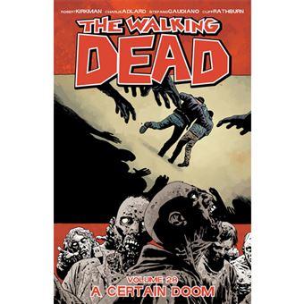 The Walking Dead - Book 28: A Certain Doom