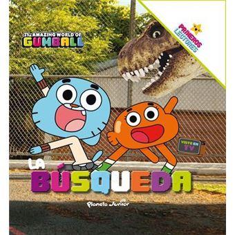 Gumball- primeros lectores- la busq