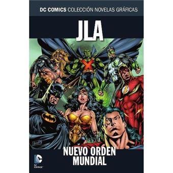Jla-nuevo orden mundial-dc-novelas