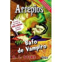 Arrepios Livro 4: Bafo de Vampiro