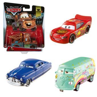 Disney Carros - Mattel - Envio Aleatório