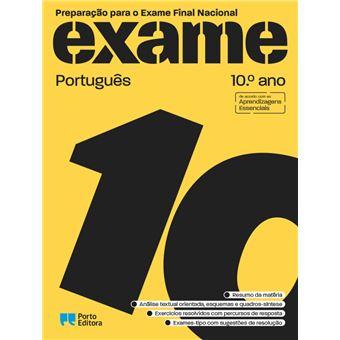 Preparação Para o Exame - Português 10º Ano