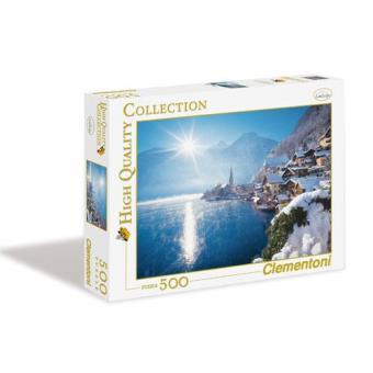 Puzzle Hallstatt Austria (500 peças)