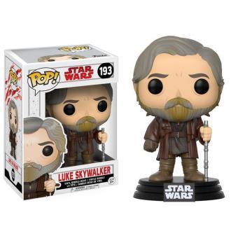 Funko POP! Star Wars: The Last Jedi - Luke Skywalker - 193