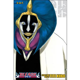 Bleach: 3-in-1 Edition - Book 12: Books 34, 35 and 36