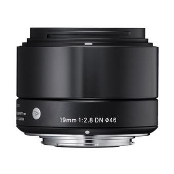 Sigma Objetiva 19mm f/2.8 DN Black-SE